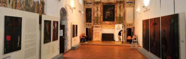 Arte en Escena: 'Gernika', de Sofía Gandarias, sigue su itinerancia por Italia y se expone desde el 3 de agosto en Asís