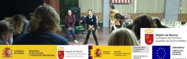 Juegos, espontaneidad y diversión como la mejor forma de asimilar la Danza del MUS-E en el CEE Primitiva López