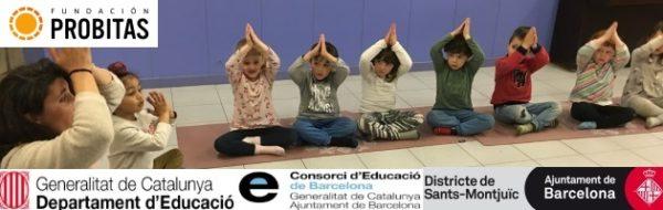 Conocemos un poco más sobre el Yoga en la Escola Cal Maiol