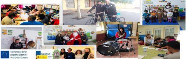 'We All Count': CRA Río Tajo-José Manuel Oviedo: la escuela rural como elemento integrador e inclusivo
