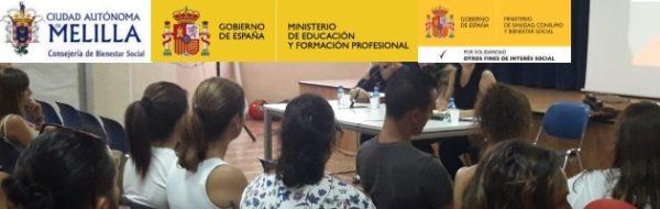 Iniciamos el curso MUS-E en Melilla
