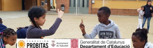 Pasar a la acción repercute en tod@s los que participan del MUS-E en la Escola Joan Maragall