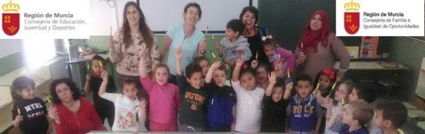 Sesiones de formación de familias en el CBM Hernández Ardieta
