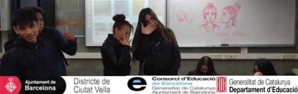 Institut Barcelona-Congrés: películas, teatros, canciones y cómics
