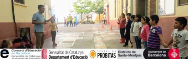 Teatro en la Escola Cal Maiol: disposición neta al aprendizaje