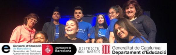 'TEATRAPA', el trabajo del Teatro en el Institut Barcelona-Congrés