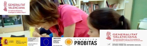 Talleres de formación MUS-E para familias en el CEIP Les Rotes: unimos Artes Plásticas y Tecnología
