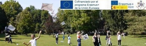 'Arte por la Convivencia' Torino: juntos podemos volar