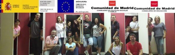 Seguimos con la formación de equipos docentes: CEIP Nuestra del Remolino