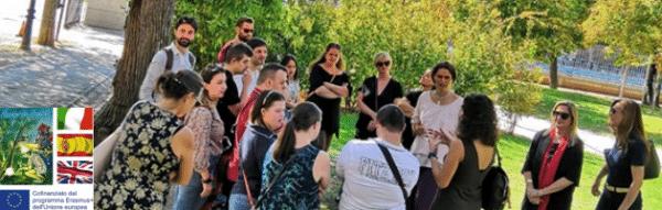 Termina la aventura del Proyecto Erasmus + 'Campo dei Miracoli' con un último encuentro doble en Madrid