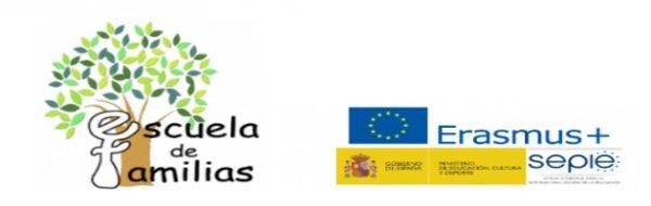 Concluye el Proyecto Erasmus + 'Escuela de Familias'