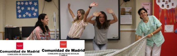 Formación con docentes del CPEE Miguel Hernández de Colmenar Viejo (Madrid)