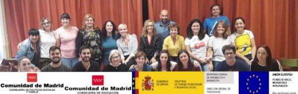 Formación de profesores CEIP Jorge Guillén (Getafe)