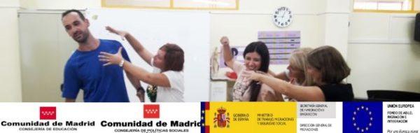Todos en marcha: formación de docentes en el CEIP Séneca (Parla)
