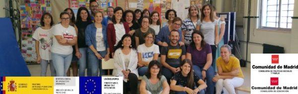 Formación de profesorado en el CEIP Vicálvaro: 'Resolución de conflictos desde la diversidad en DD.HH.'
