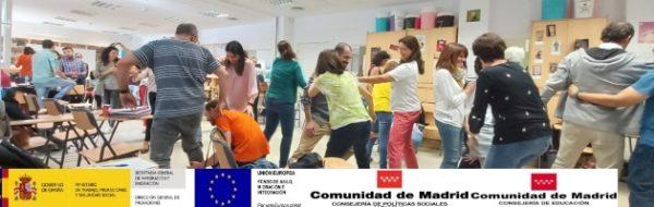 Formación de docentes IES Rafael Frühbeck de Burgos: 'Convivir en la diversidad