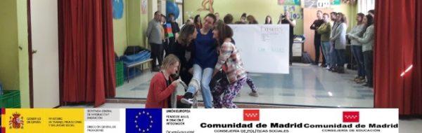 20 profesoras y 5 profesores en las sesiones de formación para docentes en el CEIP Miguel Hernández