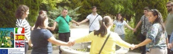 Proyecto Erasmus +'Campo dei Miracoli'- Taller multidisciplinar 'Leonardo' en el Jardín Botánico