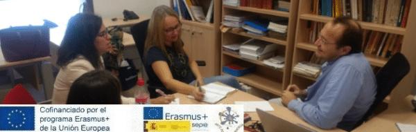 Proyecto Erasmus + 'Arte por la Convivencia': el taller de aprendizaje autónomo en el aula continuará este curso en los centros educativos de Velilla de San Antonio