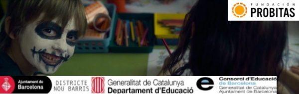 Castanyada y Hallowen en la Escola Ágora