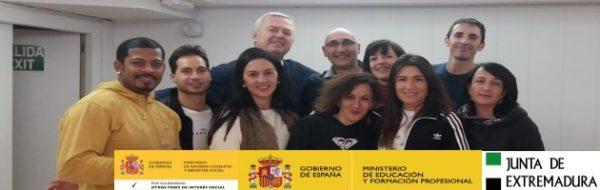 XXI Encuentro de Evaluación y Planificación Programa MUS-E: 'Abriendo puertas a la diversidad', la visión de l@s participantes de Extremadura