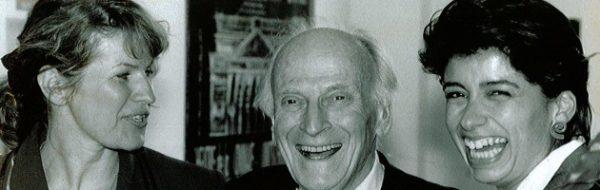 Marianne Poncelet, gran vinculación con Yehudi Menuhin