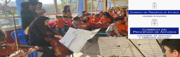 Celebrado el 'I Encuentro Día MUS-E Asturias'