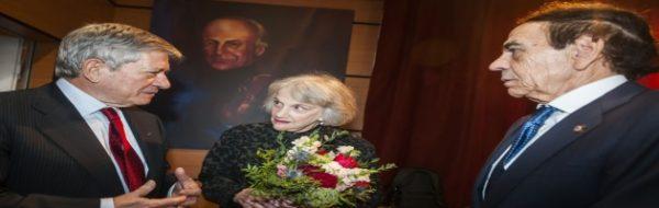 El Auditorio de Música de la Universidad Alfonso X el Sabio es reinaugurado con el nombre de 'Yehudi Menuhin'