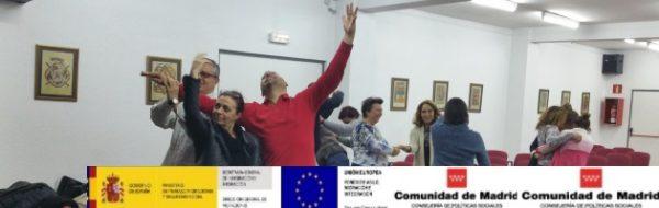 Formación de docentes en el IES La Senda: MUS-E, herramienta de intervención y de transformación social