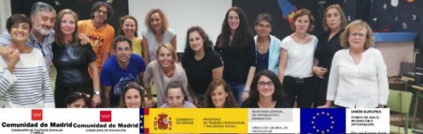 Formación de docentes en el CEIP Siglo XXI: cuentos y palabra para la interculturalidad