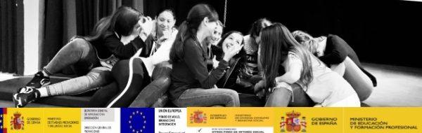 Sesiones con alumnado en el IES Almina (Ceuta)