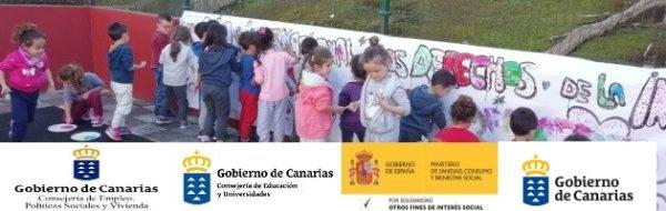 El CEO La Pared conmemoró el Día de los Derechos de la Infancia