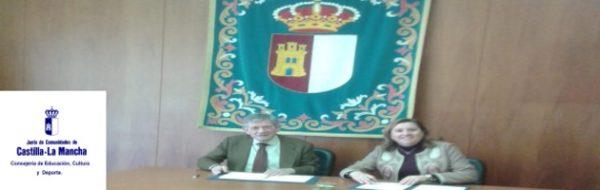 Firmado el convenio entre la FYME y la Consejería de Educación de Castilla-La Mancha para realizar el Programa MUS-E en centros educativos de la Comunidad Autónoma