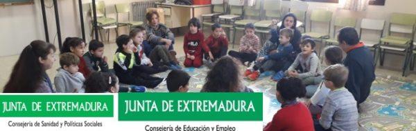 Jornada de puertas abiertas para familias en el CEIP Francisco Parras