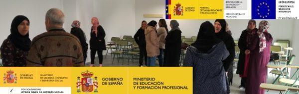 Sesiones familiares en el IES Clara Campoamor (Ceuta)