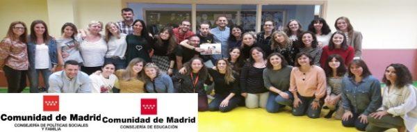 Formación de docentes en el CEIP José de Echegaray