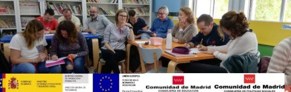 Formación de profes en el CEIP Valdemera: trabajamos sobre el cuento alemán 'Max y Moritz'