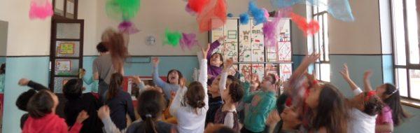 Ana Saez, coordinadora MUS-E del CEIP Miguel de Unamuno: 'Aprender haciendo'