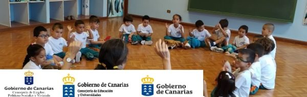 El CEIP Buenavista y su experiencia 'pegayóguica'