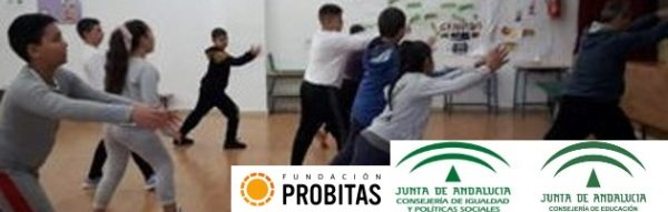 Taichi en el CEIP Menéndez Pidal, el CEIP Victoria Díez y el CEIP Andalucía