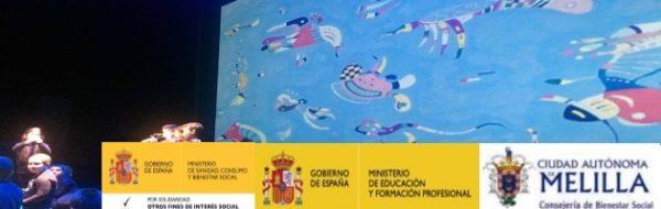 Franceso Bondanini: Metodología MUS-E desde las Artes Plásticas en diversos centros de Melilla
