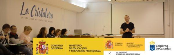 XXI Encuentro de Evaluación y Planificación Programa MUS-E: 'Canarias en Miraflores', la visión de l@s participantes de Canarias