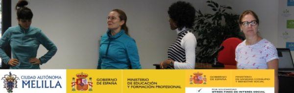 XXI Encuentro de Evaluación y Planificación Programa MUS-E: 'Arte e inclusión social', la visión de l@s participantes de Melilla