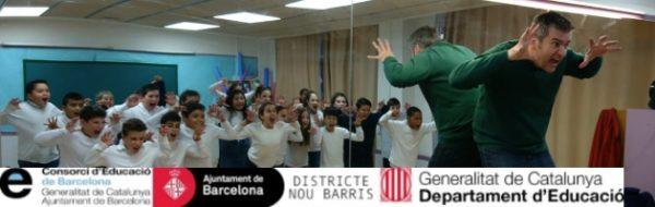 Gestos, improvisación y relajación, algunos de los aspectos afrontados en la Escola Splai
