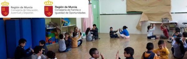 Región de Murcia: Sol López, para la Danza en el CEIP San Cristóbal y el CEIBAS Salzillo