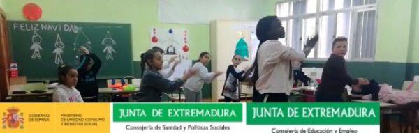 Danza en el CEIP La Paz: porque junt@s sumamos y crecemos
