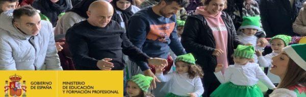 CEIP Vicente Aleixandre: talleres de formación para familias y docentes