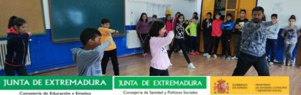 CEIP Gonzalo Encabo: ¿cómo ha aterrizado una disciplina nueva como la Capoeira?