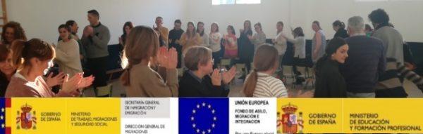 Formación de familias y docentes en el CEIP Reina Sofía