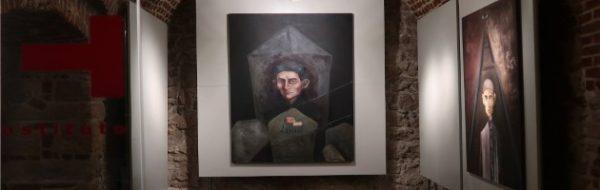 'Kafka, el visionario', de Sofía Gandarias, en el 75º aniversario de la liberación de Auschwithz